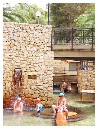 イタリアの温泉「テルメ」