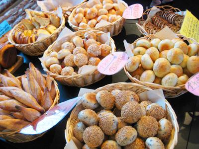 コロンバージュ パン